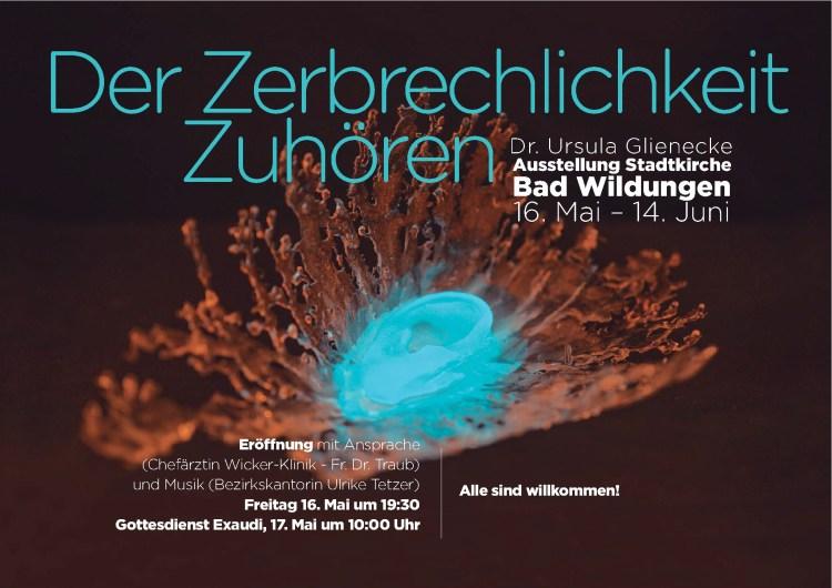 Ursula Glienecke poster final